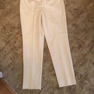 New without tags Lafayette 148 cropped pants